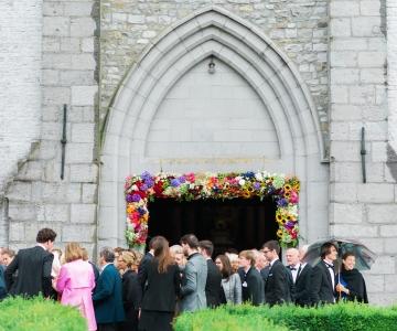 Bloemenkader kerk