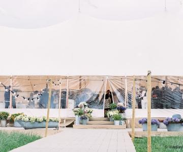 Tentdecoratie